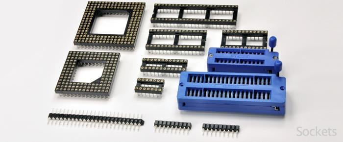Machine Pin Socket - Excel Cell Electronic Co , Ltd