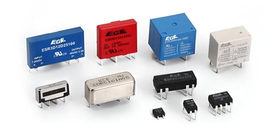 Electromechanical Components - Excel Cell Electronic Co , Ltd